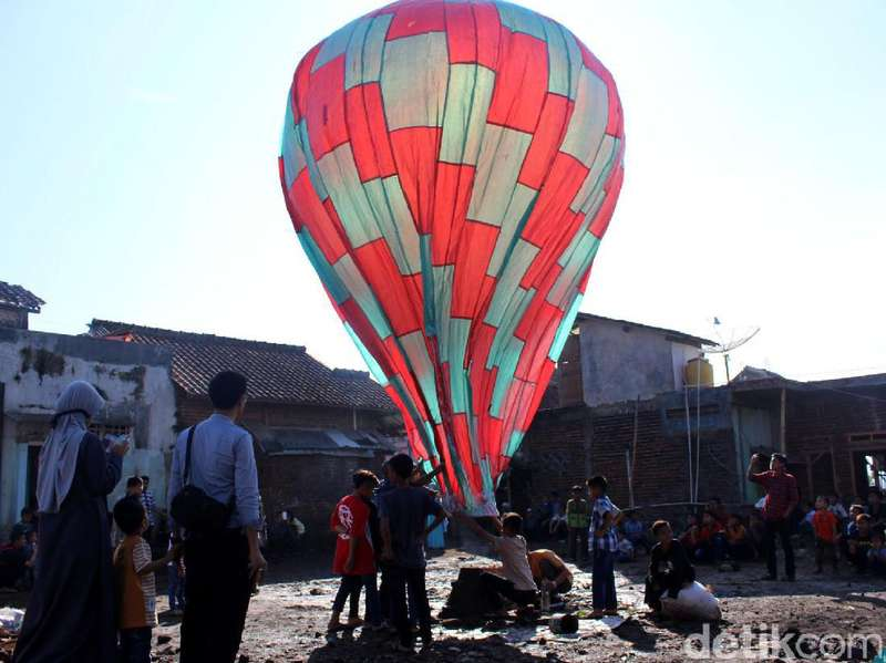 Balon Udara Terbang Membahayakan Jateng, AirNav Terbitkan NOTAM