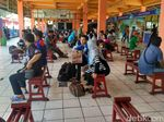 Pemudik Masih Padati Terminal Kampung Rambutan