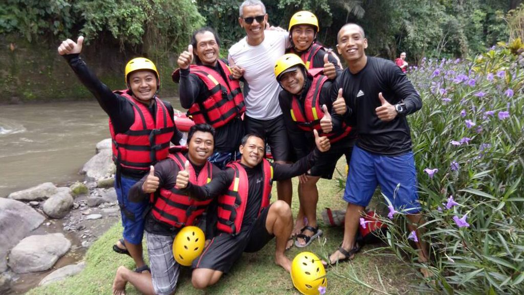 Pesona Bali yang Menggoda Obama hingga PM Malaysia untuk Liburan