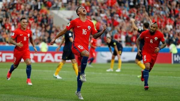 Seri Lawan Australia, Chile Hadapi Portugal di Semifinal