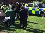 Mobil Tabrak Jemaah Salat Id di Inggris, Pengemudi Dibebaskan