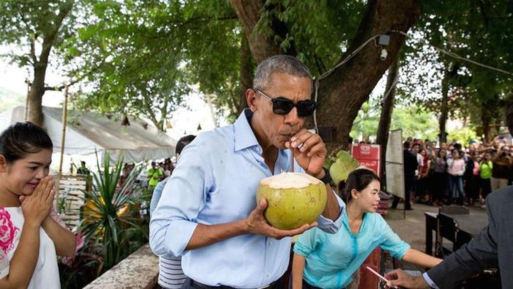 Obama akan Liburan ke Yogyakarta, Ini Persiapan Pengamanannya