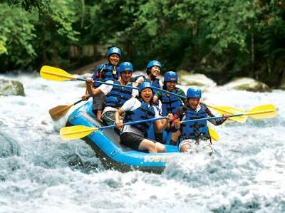 Mau Rafting di Sungai Ayung Seperti Obama, Berapa Biayanya?