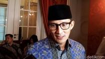 Sandi Uno Ingin OK-OCE Mart Bisa Gantikan Sevel di DKI
