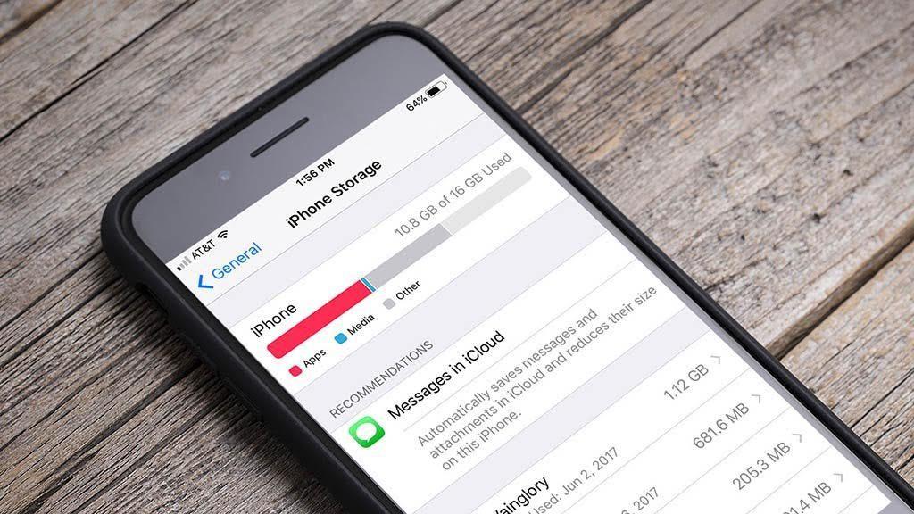 Duh, Aplikasi Populer Makin Kuras Penyimpanan iPhone