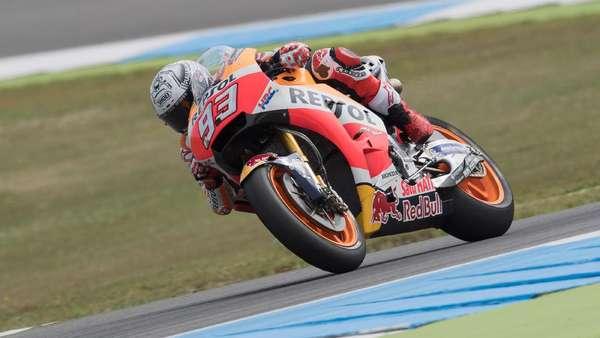 Raihan Podium Marquez Sesuai Target Honda
