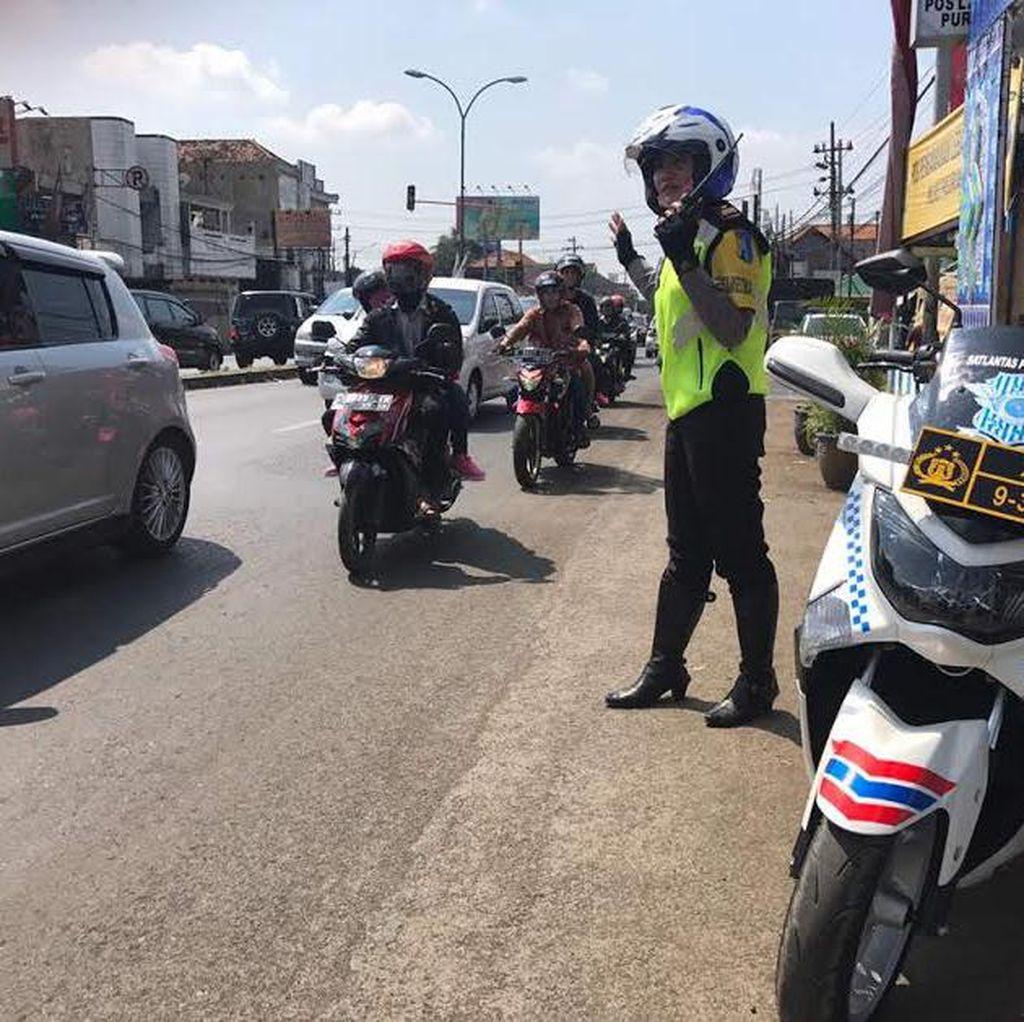 Volume Kendaraan Menuju Malang Meningkat, Polisi: Hati-hati
