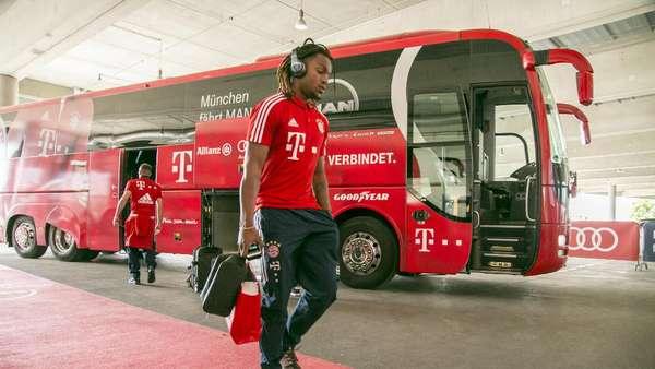 Sanches Tetap di Bayern Musim Depan
