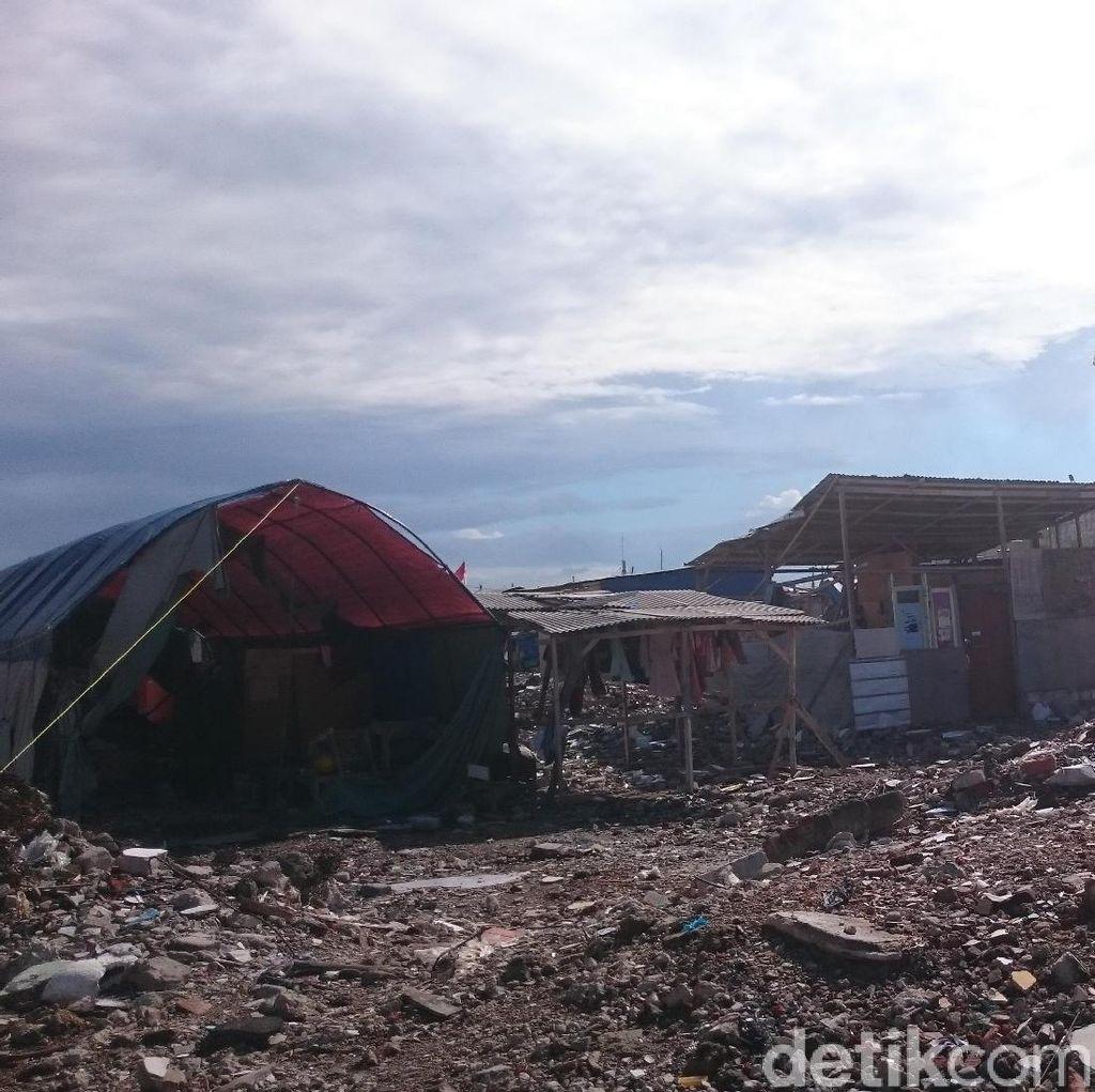 Lebaran di Kampung Akuarium, Sepi Bagai Tak Berpenghuni