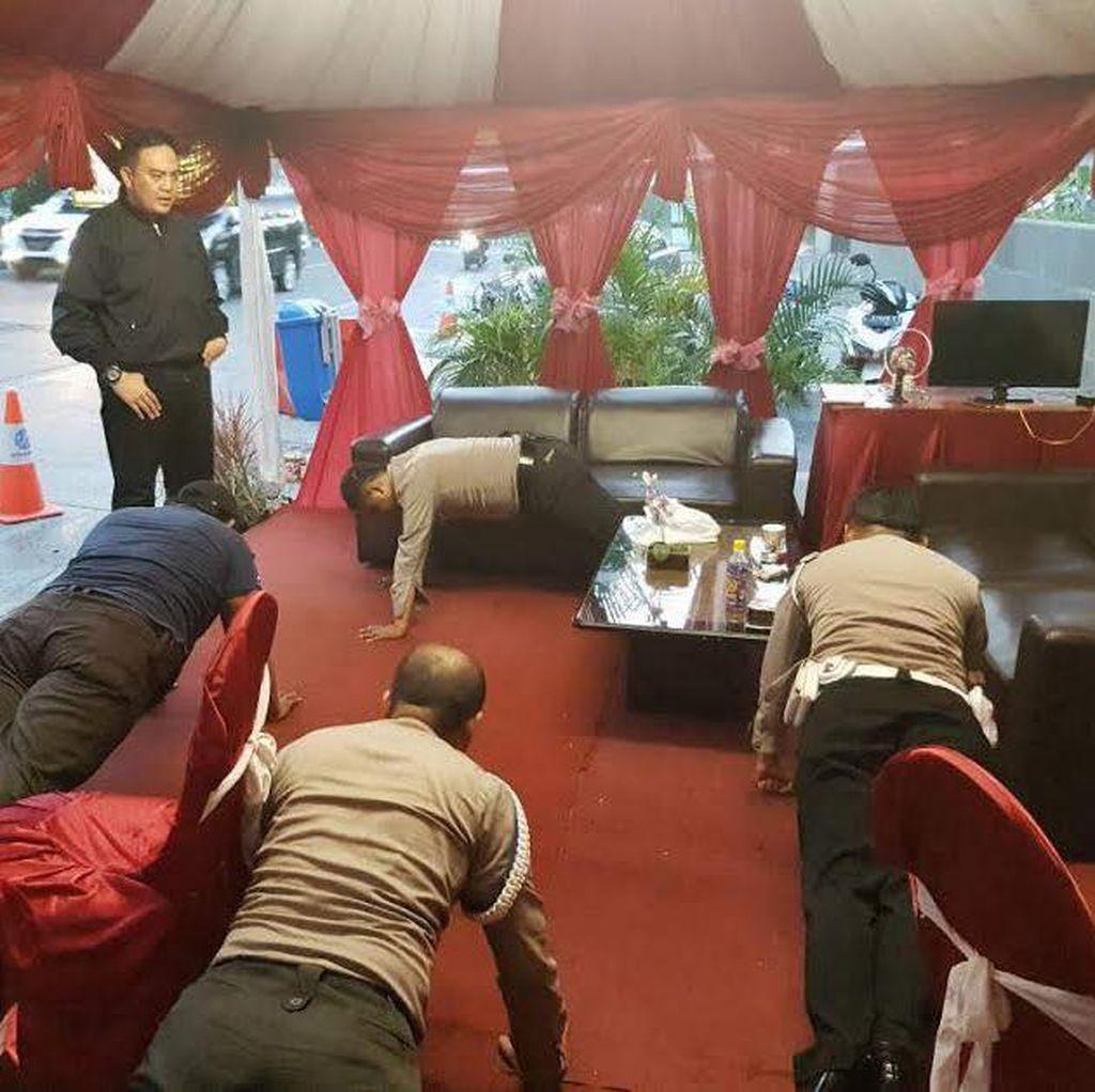 Kemarahan Kapolrestabes Surabaya Saat Patroli, Ini Ceritanya