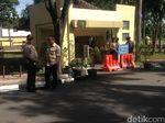Komisi III DPR Kunjungi Pos Polda Sumut yang Diserang Teroris
