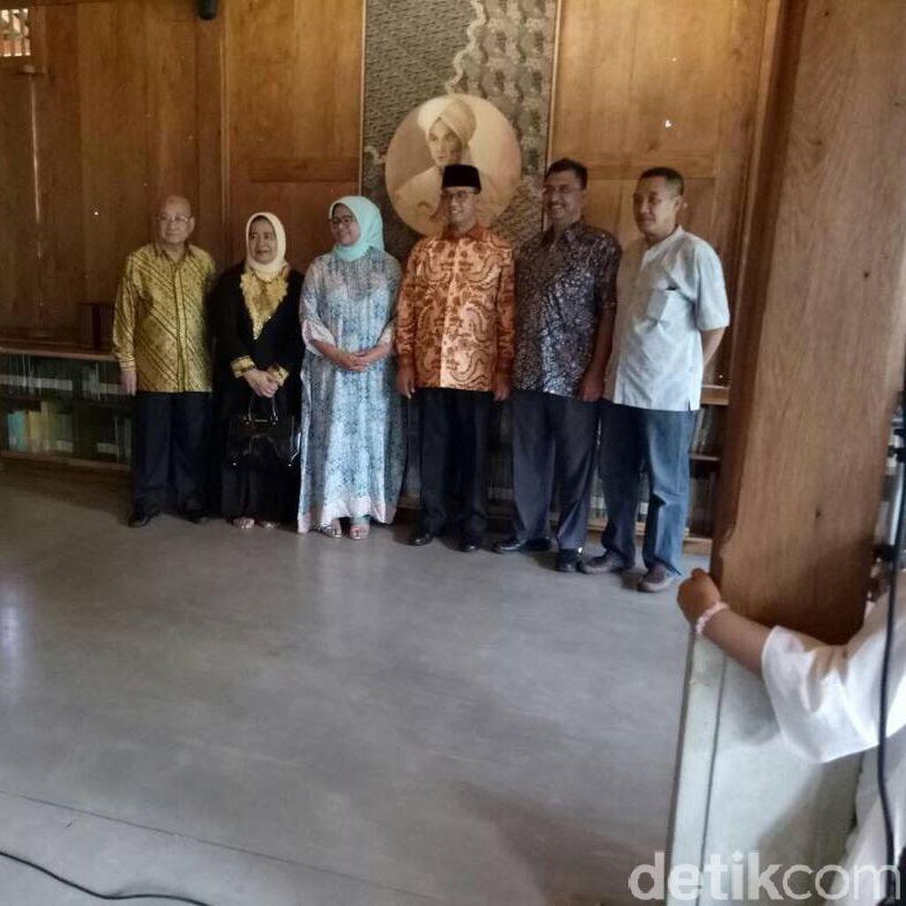 Anies Sedih Novel Baswedan Tak Lebaran Bersamanya