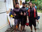 Cerita Pemandu Perahu Obama Saat Rafting di Sungai Ayung Bali