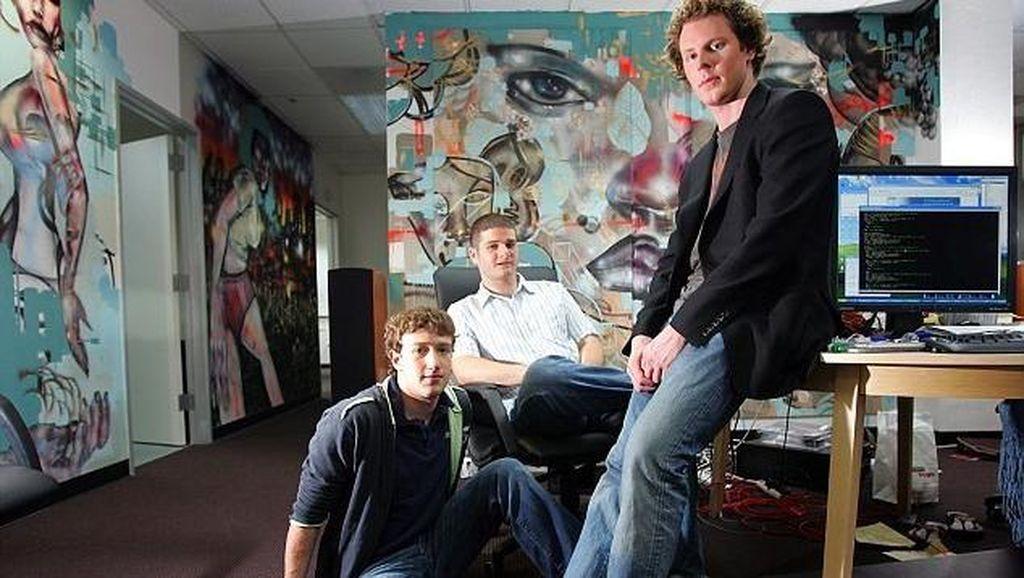 Nasib Para Pendiri Facebook, Apakah Sebaik Mark Zuckerberg?