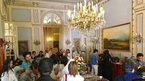 250 WNI dan Diaspora Rayakan Idul Fitri di KBRI Roma