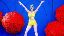 Foto: 10 Gaya Seksi Katy Perry Saat Beraksi di Panggung