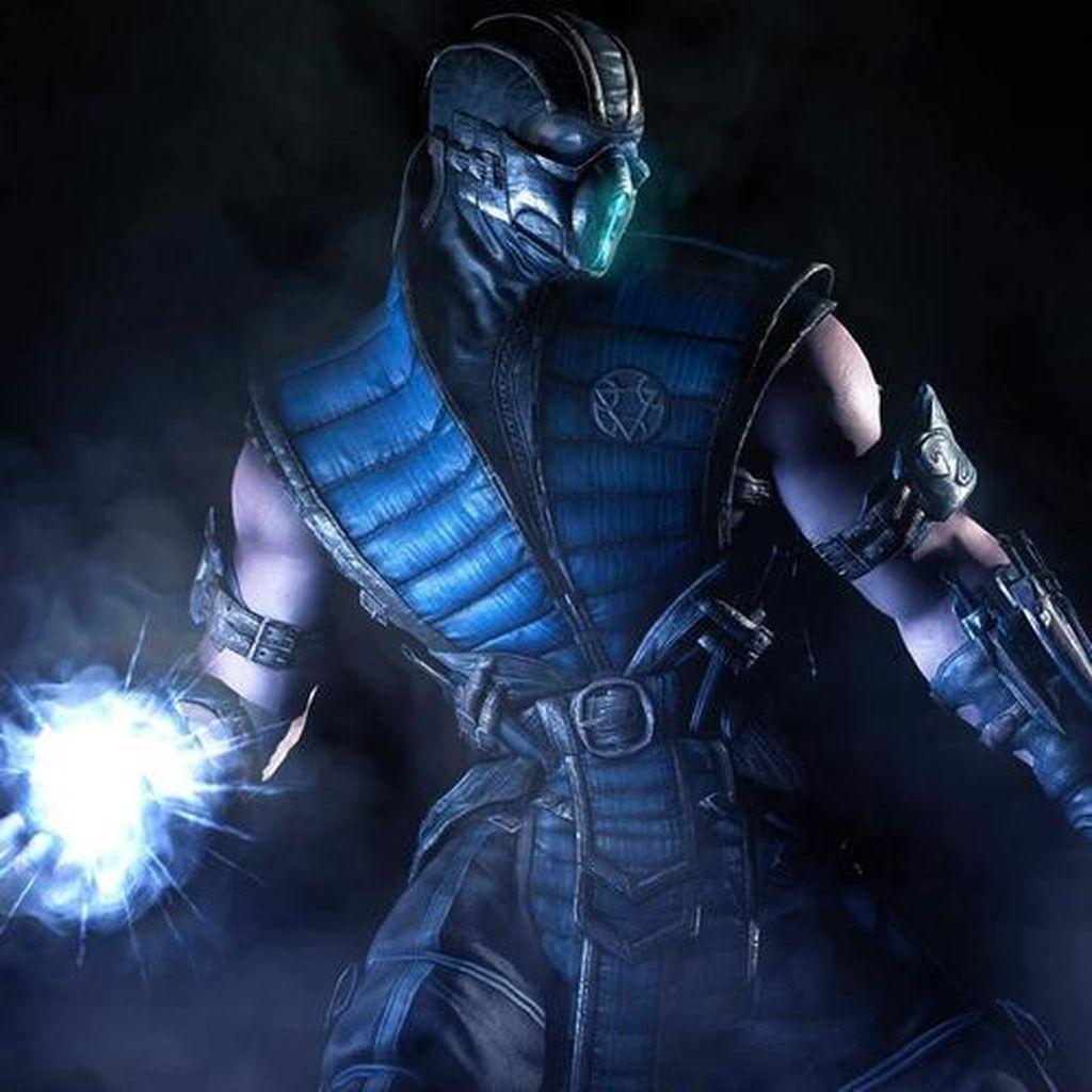 Kapan Sub Zero Mau Ramaikan Injustice 2?