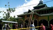 Balon Udara Jatuh ke Masjid di Ngawi, Warga Lihat Ada 7 di Langit
