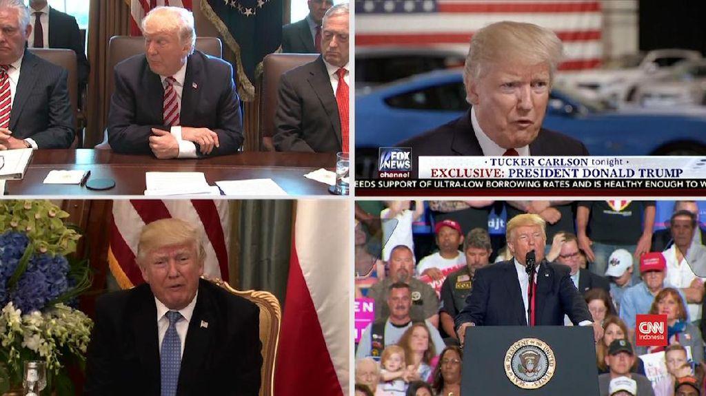 Donald Trump yang Kerap Berjanji Palsu: Dua Pekan Lagi