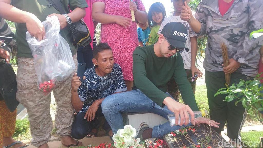 Duka Keluarga Lesmana, Raffi Menyesal dan Minta Maaf ke Ibunda Jupe
