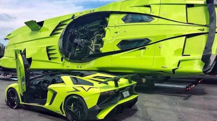 Beli Mobil Super Ini Bonus Speed Boat, Mau?