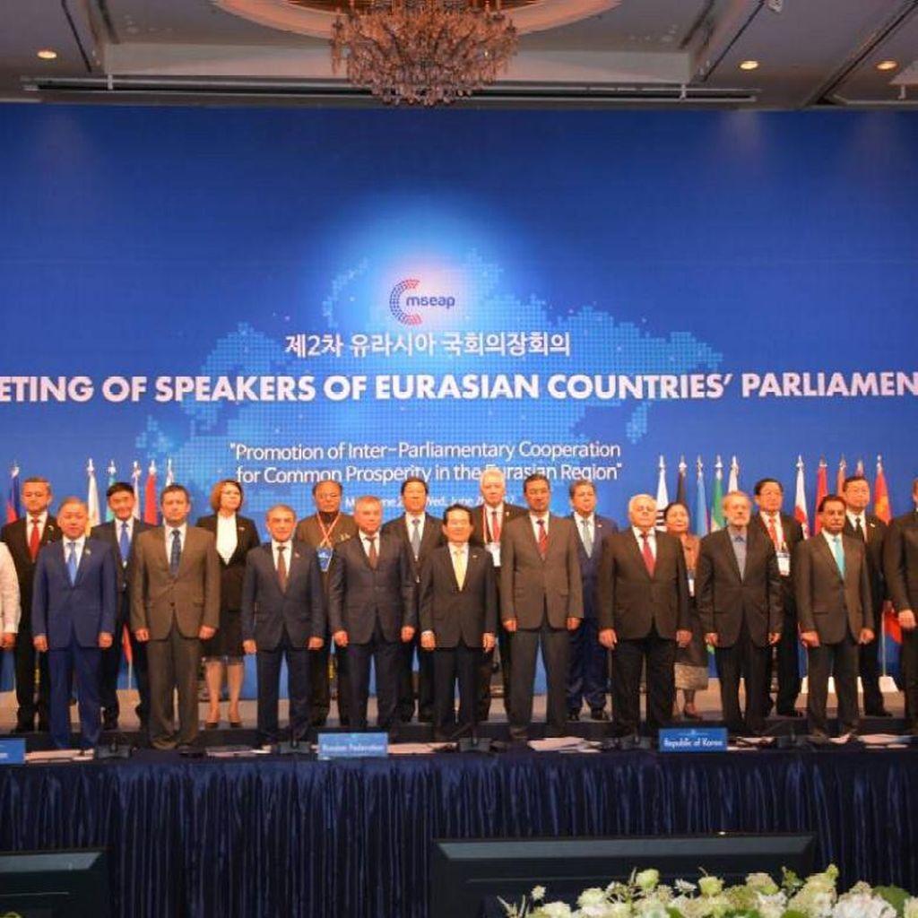 DPR RI Hadir di Forum Parlemen Internasional di Korsel