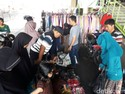 Libur Lebaran, Pedagang Pasar Tanah Abang Banting Harga