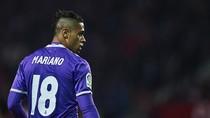 Lyon Berhasrat Boyong Mariano Diaz dari Madrid