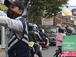 Wisata Cipanas dan Puncak Darajat Garut Diserbu Wisatawan