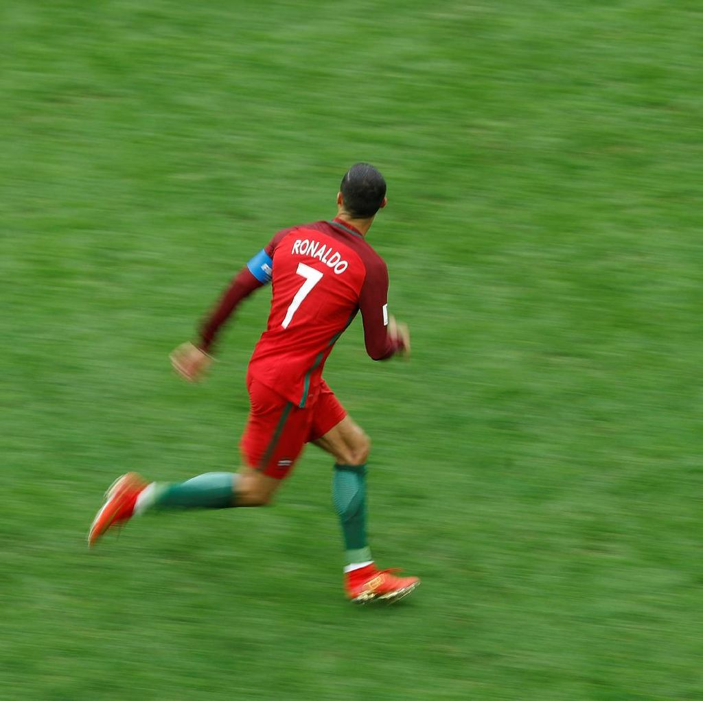 Ketajaman Ronaldo Tak Bikin Jerman Takut