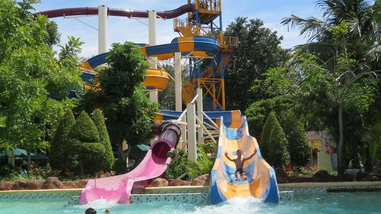 Atlantis Water Adventure (Noval Dhwinuari Antony/ detikTravel)