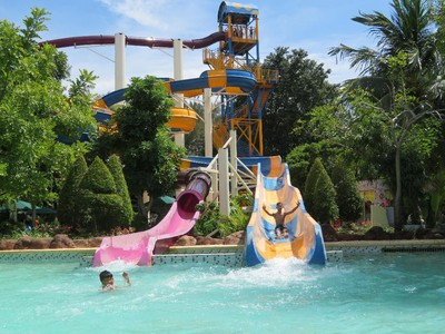 Water Park di Jakarta Masuk 20 Besar Terpopuler Dunia