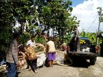 Polisi Selidiki Balon Udara yang Jatuh Timpa Masjid di Ngawi
