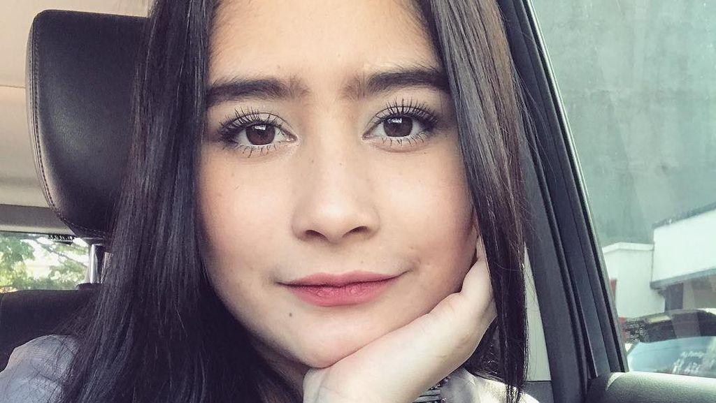 Prilly Latuconsina Makin Cantik, Raffi Ahmad Tengok Makam Jupe dan Olga Syahputra