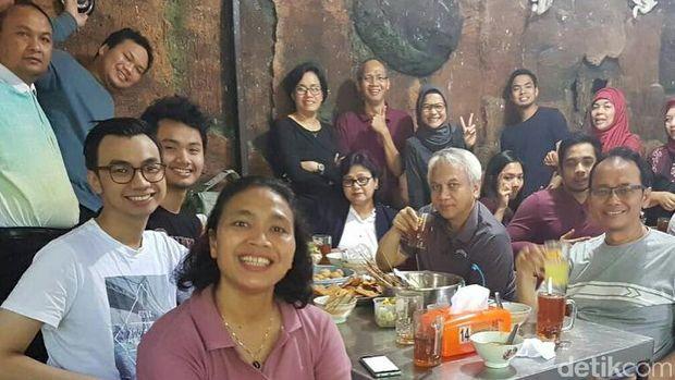 Menkeu Sri Mulyani Indrawati mudik ke Semarang
