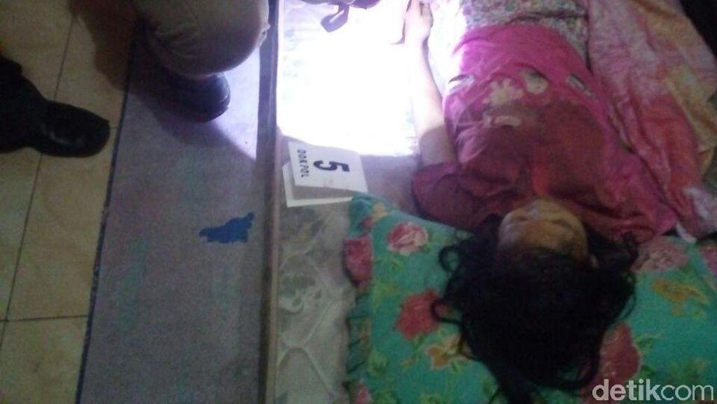 Seorang Wanita di Makassar Tewas Ditikam Suaminya