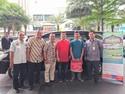 Pelanggan Transmart Carrefour Mudik Gratis Naik Alphard dan Pesawat