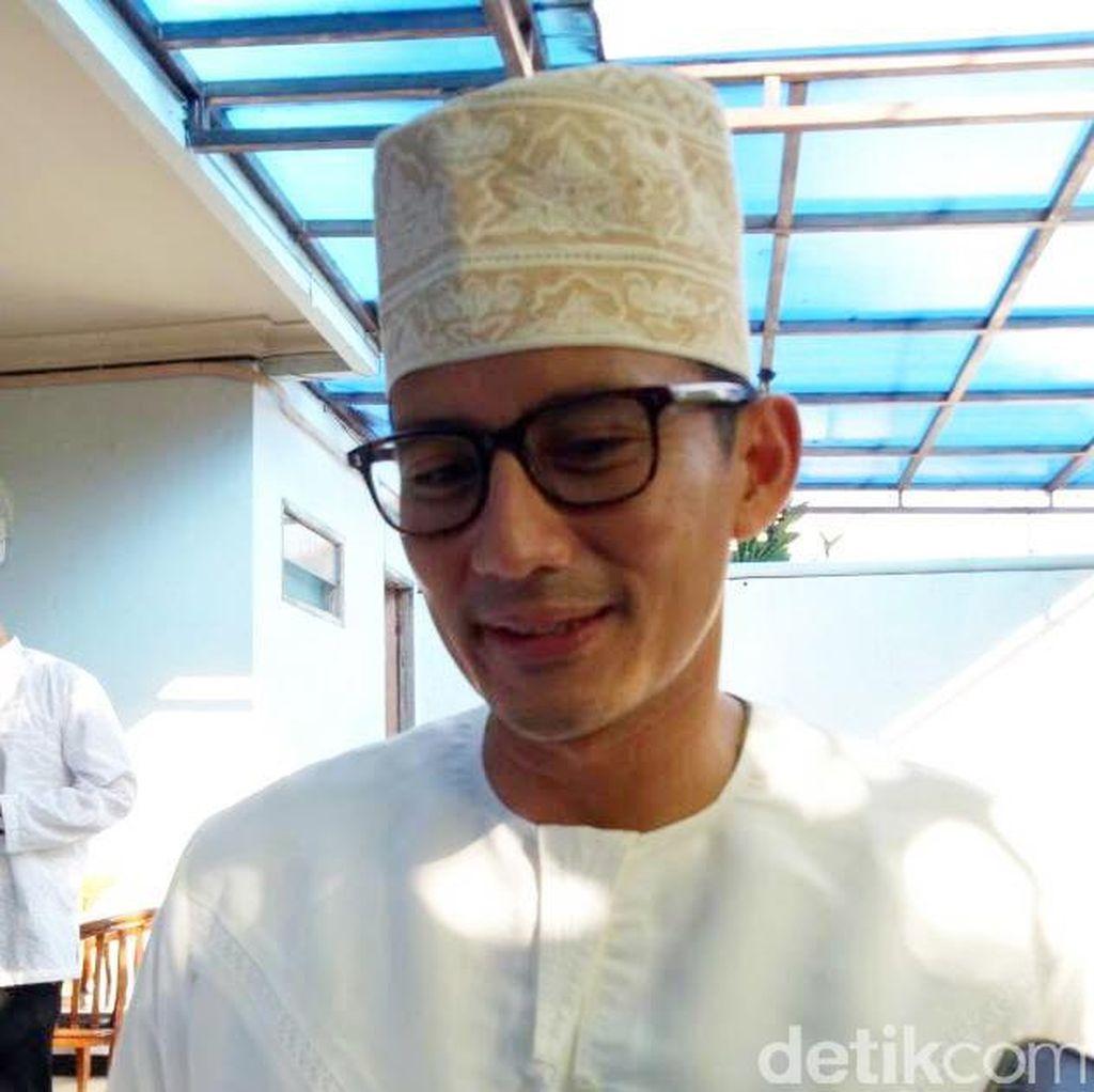 Sandiaga Ingin Kwitang Jadi Zona Wisata Syariah di Jakarta