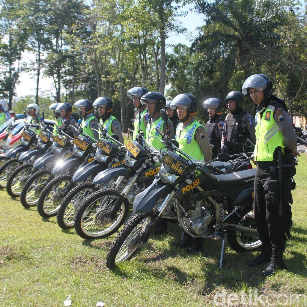 Obama akan ke Candi Borobudur, Polisi Siapkan Pengaturan Lalin