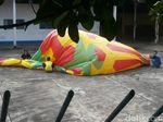 Balon di Langit Semarang Diduga Terbawa Angin dari Daerah Lain