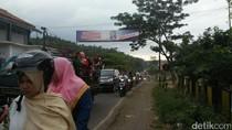 Jalur Purwokerto-Tegal Mulai Dipadati Mobil Pribadi Arus Balik