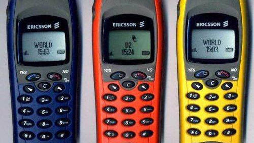 Deretan Ponsel Jadul yang Serba Pertama