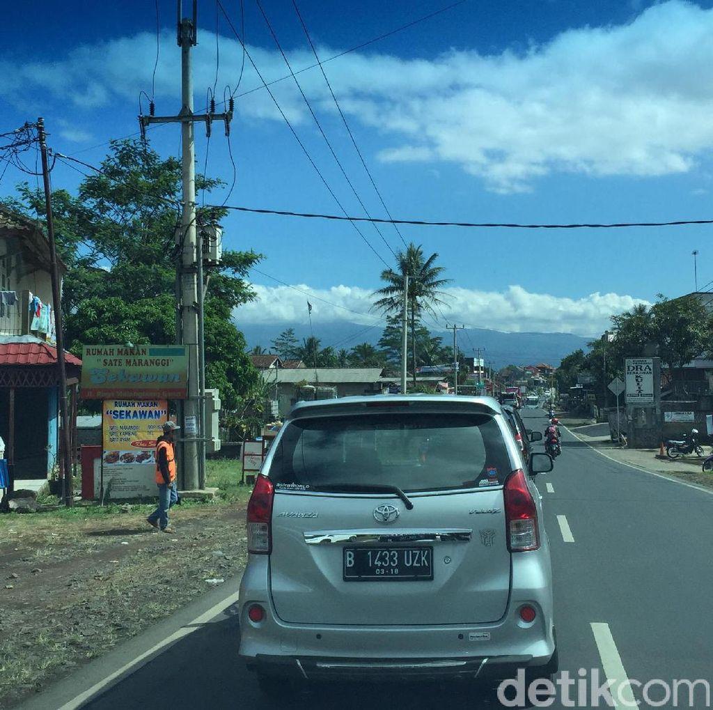 Tasikmalaya Arah Bandung: Macet Parah di Kawasan Malangbong