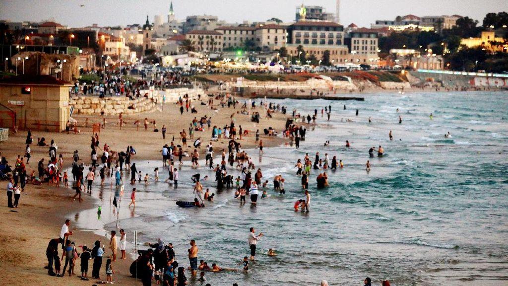 Libur Lebaran ala Warga Muslim di Israel