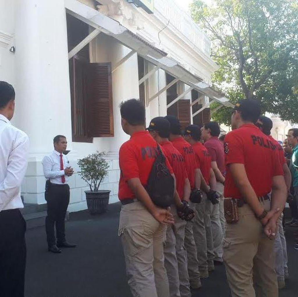 Tim Anti Bandit Disebar untuk Buru Juru Parkir Nakal di Surabaya