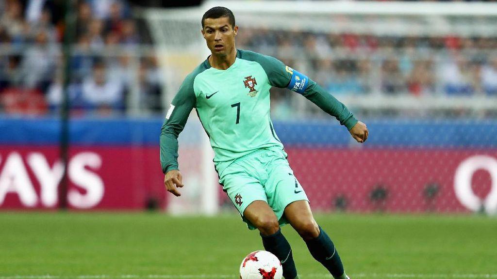 Misi La Roja Hentikan Ronaldo