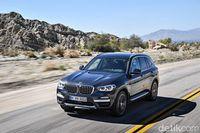 BMW Segarkan X3, Kini Lebih Ringan
