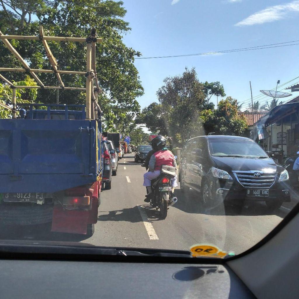 Arus Balik, Kebumen Arah Jakarta Padat