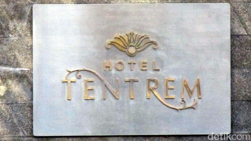 Menginap di Hotel Tentrem, Berapa Tarif Kamar Obama?