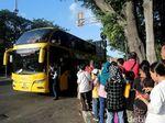 Libur Lebaran, Bus Wisata Ramai Diminati Warga Jakarta